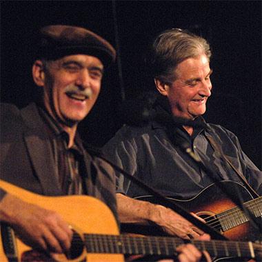 Jim Kweskin & Geoff Muldaur