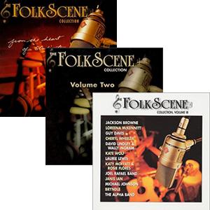 FolkScene 3CD Collection