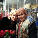 Roz Larman with Lori Lieberman Grammy Museum 2013